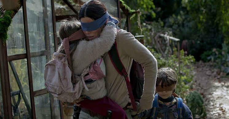 Sandra Bullock luta pela sobrevivência no trailer português de