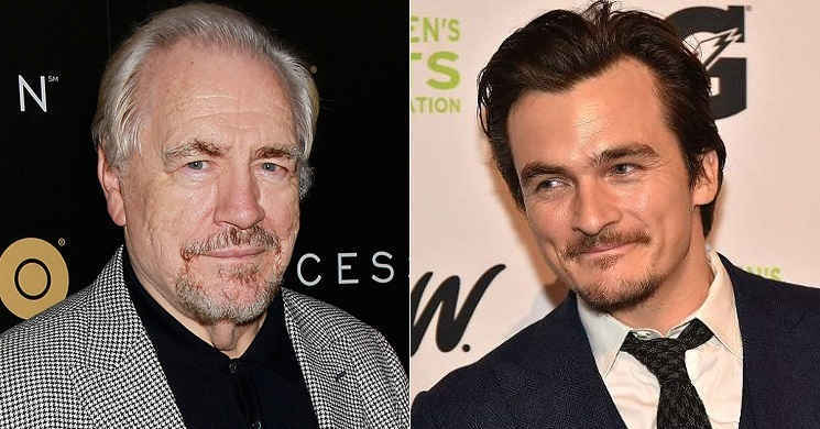 Brian Cox juntou-se a Rupert Friend no elenco do thriller sobrenatural