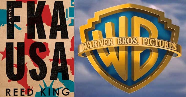 Warner Bros. Pictures adquiriu os direitos do livro FKA USA