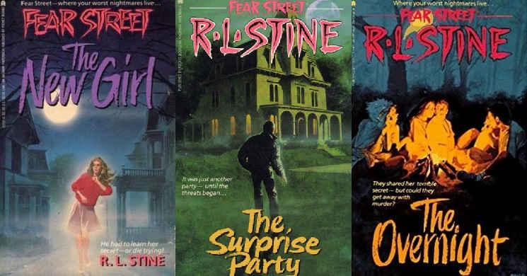 Trilogia de filmes baseados em Fear Street de R.L. Stine