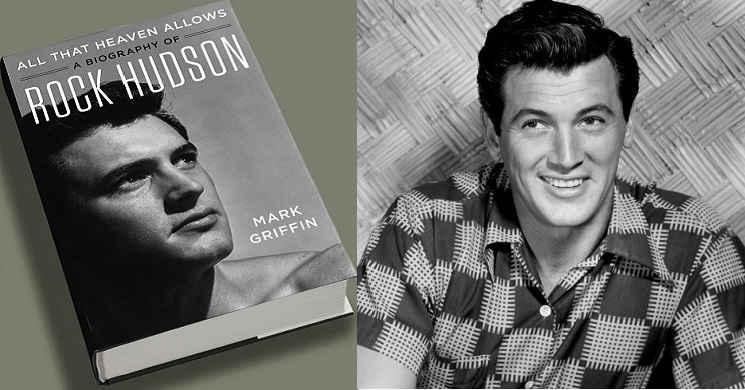 Greg Berlanti vai dirigir uma cinebiobrafia sobre Rock Hudson, ícone e estrela de Hollywood