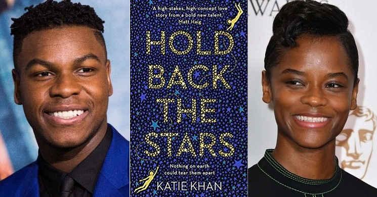 John Boyega e Letitia Wright serão os protagonistas do romance de ficção científica