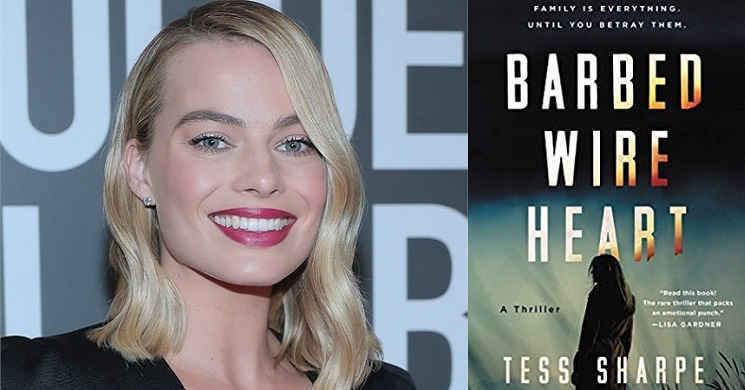 Margot Robbie vai produzir a adaptação ao grande ecrã do livro