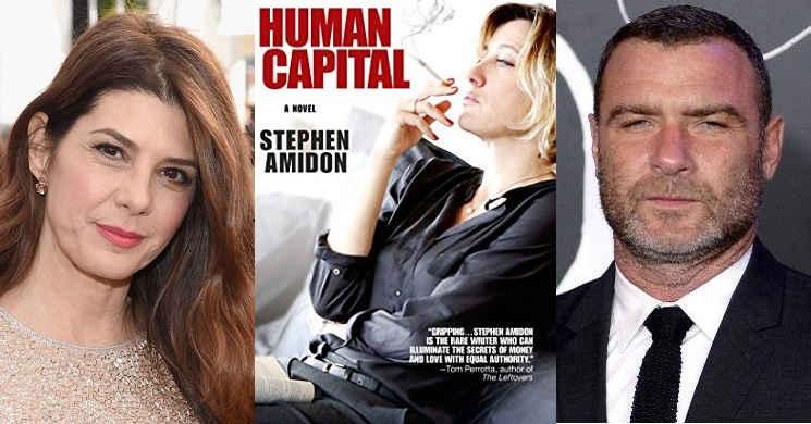 Marisa Tomei vai contracenar com Liev Schreiber na nova adaptação de