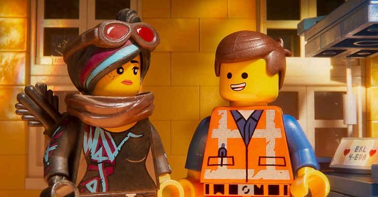 Novo trailer português da animação O Filme Lego 2
