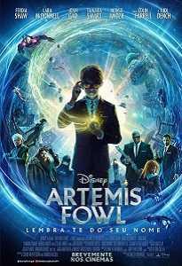 Poster do Filme Artemis Fowl
