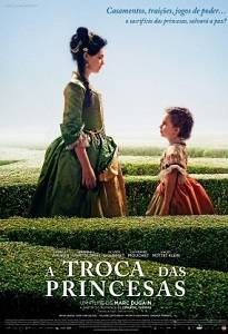 Poster do filme A Troca das Princesas