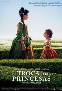A TROCA DAS PRINCESAS