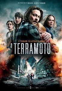 Poster do filme O Terramoto