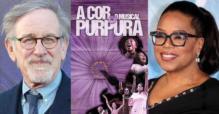 Steven Spielberg e Oprah Winfrey vão produzir um remake musical de