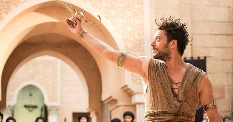 A nova aventura de Aladino. Trailer português da comédia francesa