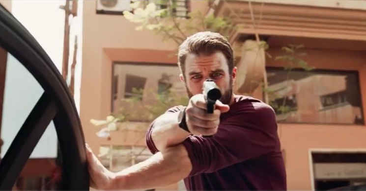 Trailer portugues do thriller de ação Homens do Diabo