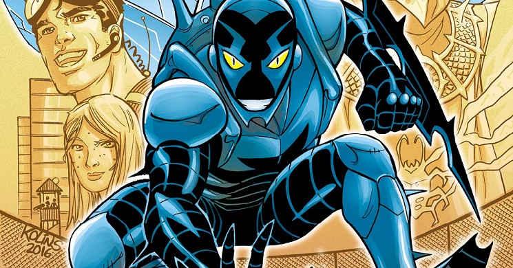 DC/Warner estão a desenvolver um filme centrado no super-herói latino