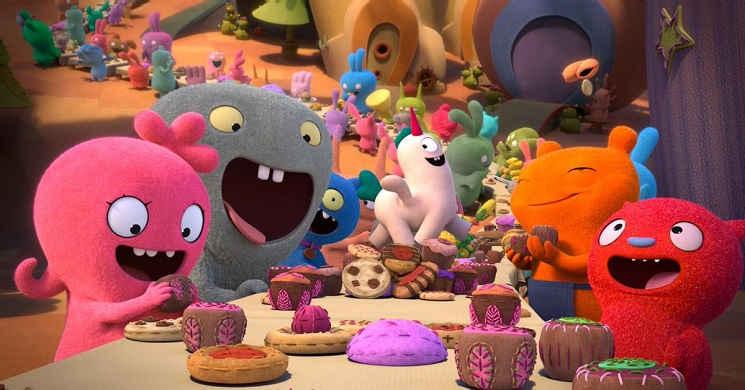 O mundo dos bonecos feios. Primeiro trailer oficial da animação