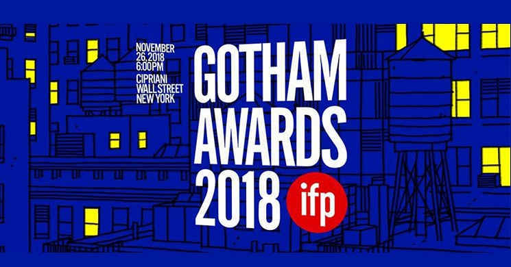 Vencedores da 28ª edição do Gotham Independent Film Awards