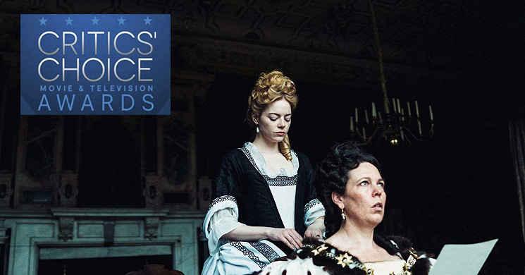 A Favorita lidera nomeações do Critics Choice Awards