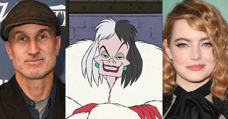 Craig Gillespie pode dirigir Emma Stone em Cruella