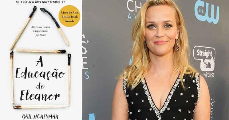Reese Witherspoon vai produzir e poderá protagonizar a adaptação do romance