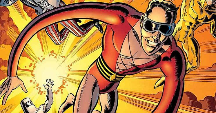 Em desenvolvimento um filme a solo centrado no super-herói Plastic Man