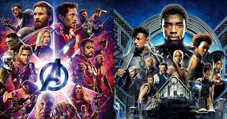 Box Office: Filmes que conseguiram as maiores receitas nas bilheteiras mundiais em 2018