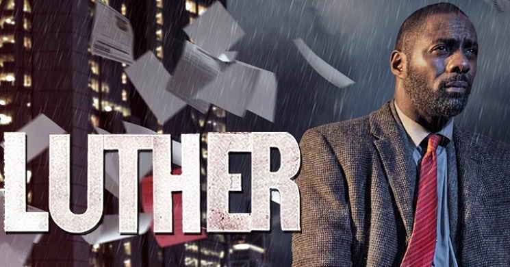 Em desenvolvimento um filme da série Luther com Idris Elba