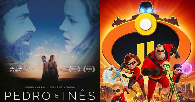 Filmes mais vistos em Portugal 2018