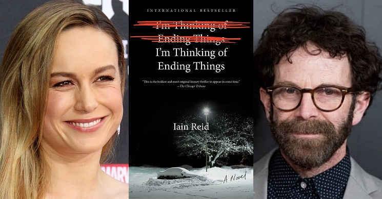 I_m Thinking of Ending Things filme Brie Larson e Charlie Kaufman