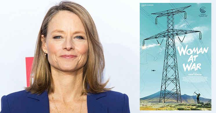 Jodie Foster vai dirigir e protagonizar um remake do filme islandês