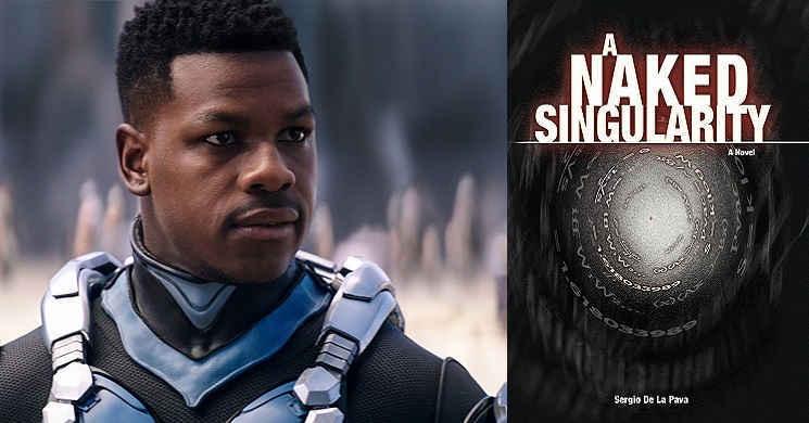 John Boyega em negociações para A Naked Singularity