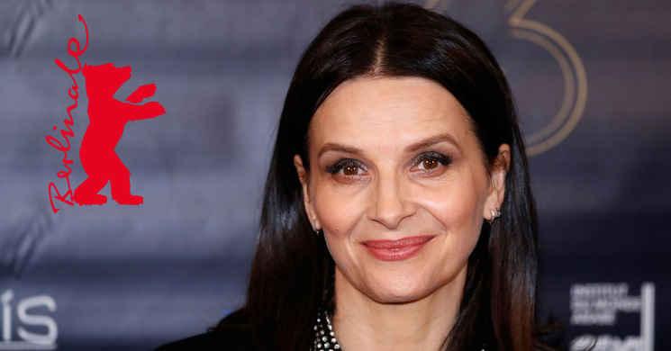 Juliette Binoche presidirá o júri principal do Festival de Cinema de Berlim de 2019
