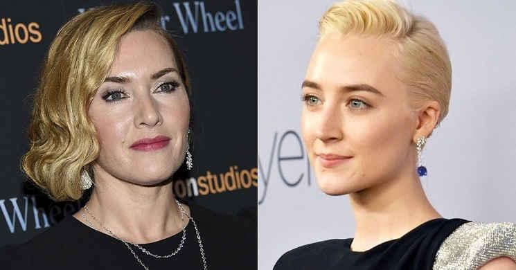 Kate Winslet e Saoirse Ronan serão as protagonistas do drama romântico