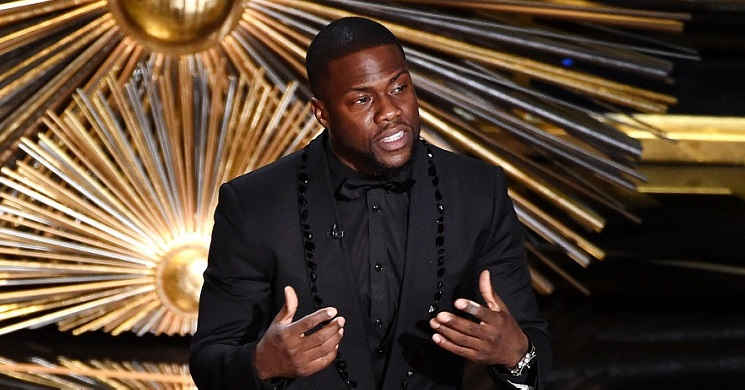Kevin Hart já não vai apresentar os Óscares após polémica com tweets homofóbicos