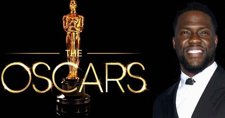 Kevin Hart será o apresentador da cerimónia da 91ª edição dos Óscares