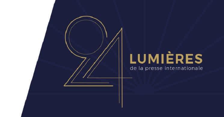 Anunciados os nomeados para a 24ª edição dos Prémios Lumières de la Presse Internationale
