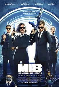 Poster do Filme MIB: Homens de Negro - Força Internacional