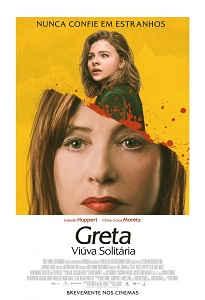 Poster do filme Greta -Viúva Solitaria