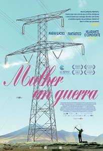 Poster do filme Mulher em Guerra