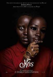 Poster do filme de terror Nós
