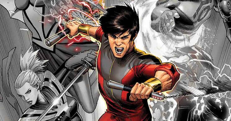 Dave Callaham vai escrever a adaptação ao grande ecrã do filme baseado no super-herói asiático