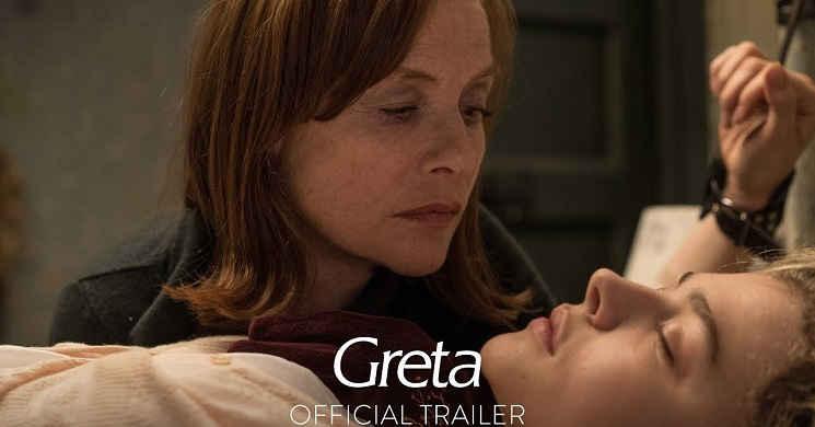 Isabelle Huppert e Chloë Grace Moretz numa teia de obsessão feminina. Primeiro trailer oficial de