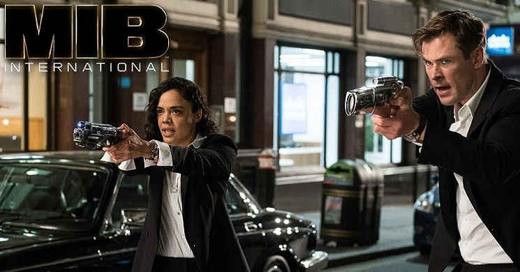 Trailer oficial de Men in Black International