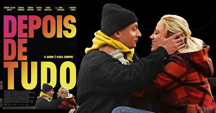 O amor é para sempre. Trailer português da comédia dramática