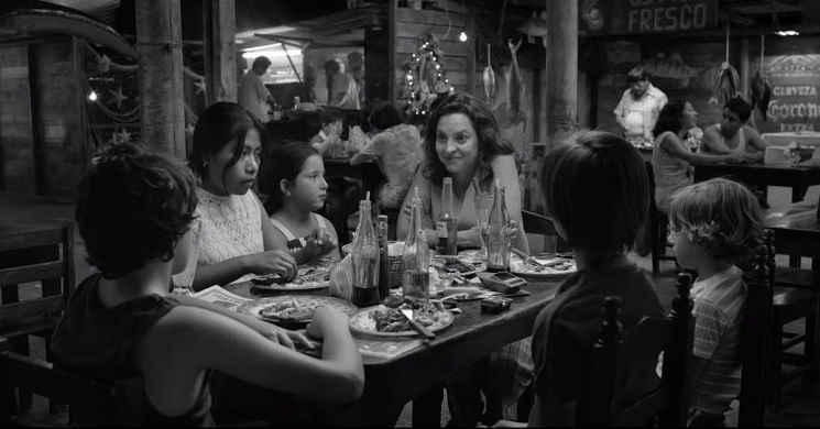 Trailer português do filme Roma
