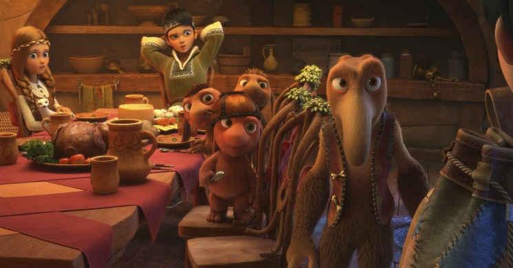 Divulgado o trailer português da animação russa