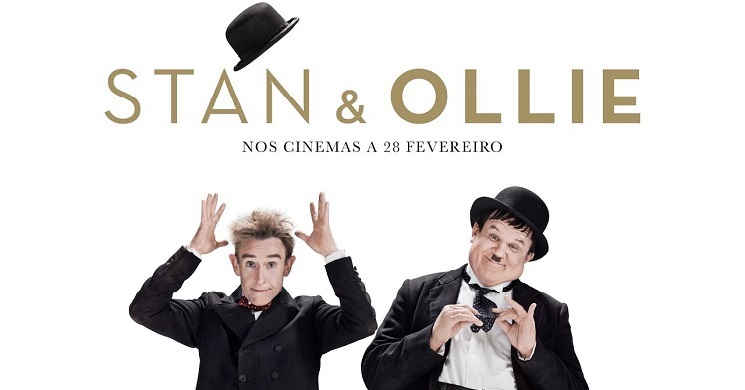 Trailer português do filme Stan e Ollie