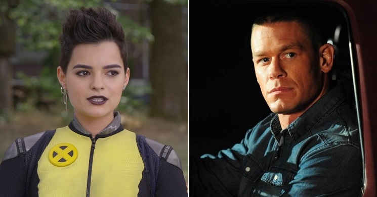 Brianna Hildebrand e John Cena juntos vão protagonizar a comédia familiar Playing With Fire