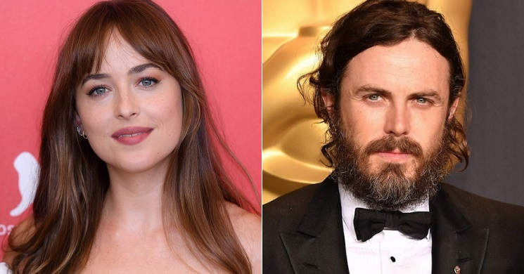 Dakota Johnson e Casey Affleck no drama The Friend