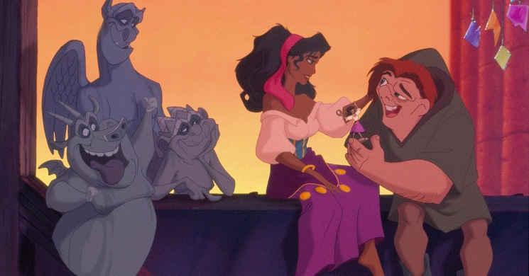 Disney vai desenvolver uma versão live-action da clássica animação