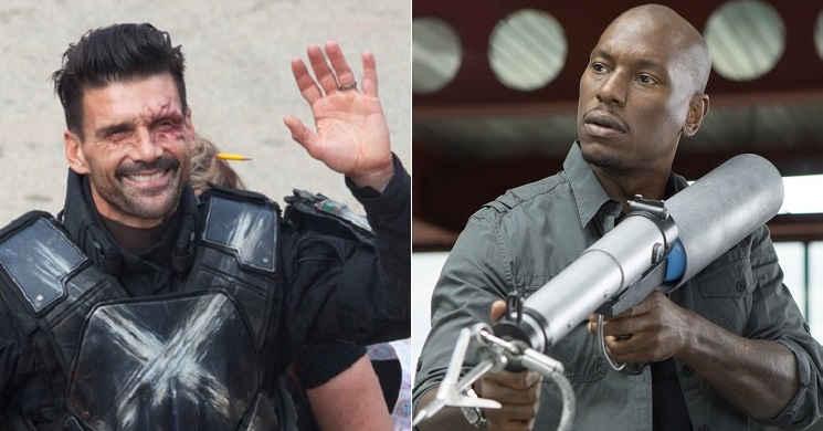 Frank Grillo e Tyrese Gibson unem-se a Naomie Harris no elenco do thriller policial