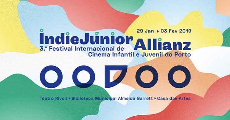 IndieJúnior Allianz - Arranca hoje a 3ª edição do Festival Internacional de Cinema Infantil e Juvenil do Porto